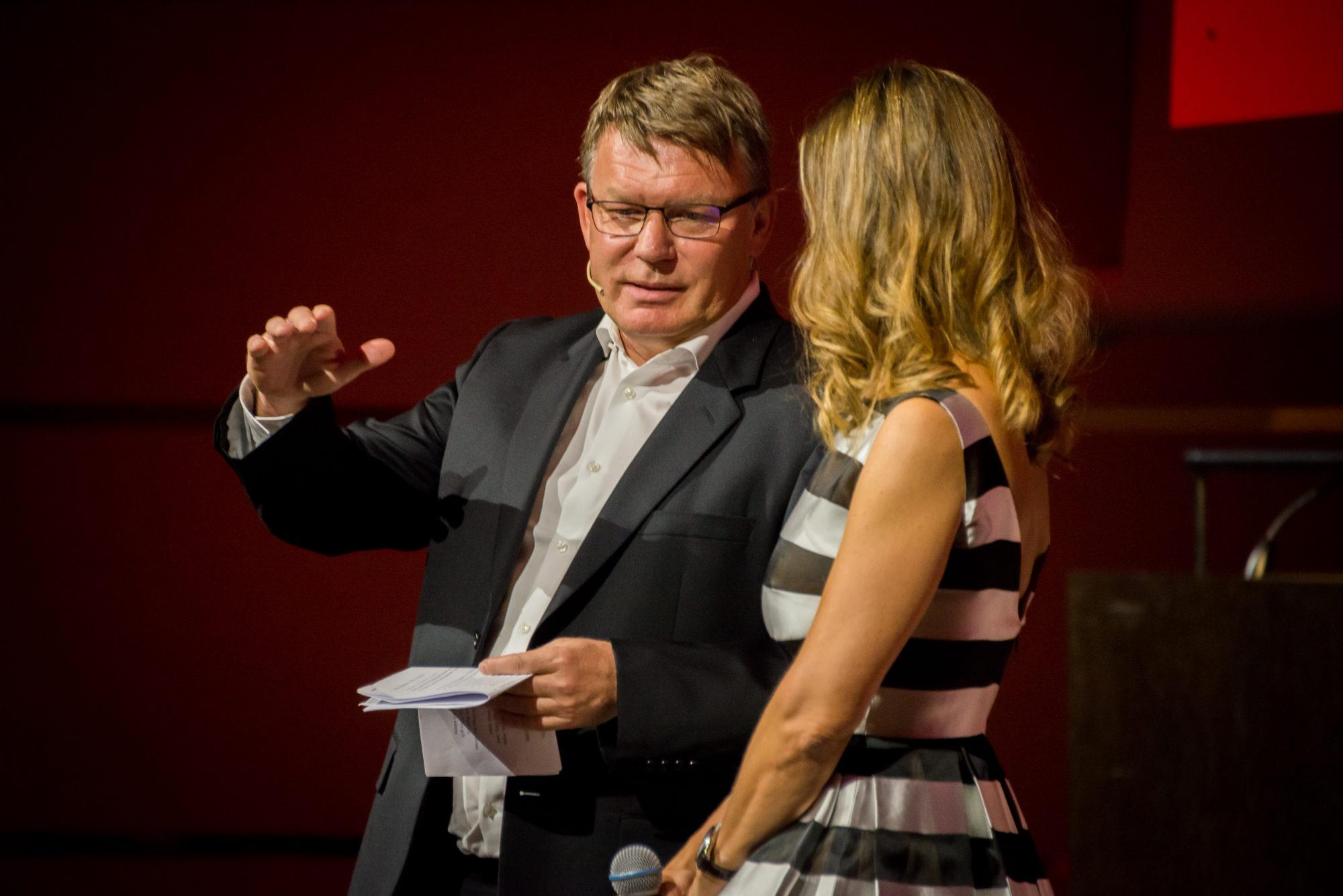 Stefan Michel (IMD), Sandra Studer