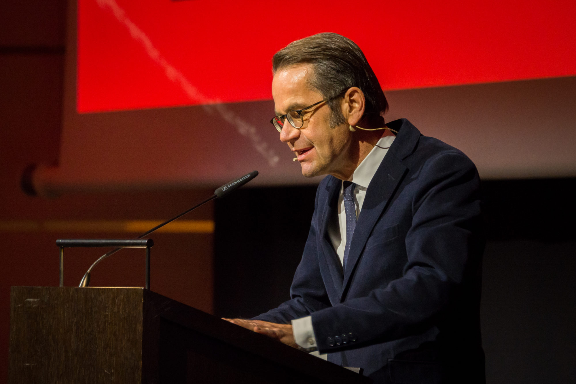 Dominique von Matt (Präsident GfM)